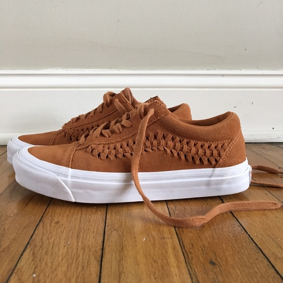 0f09c28301 VANS ULTRACUSH OLD SKOOL WEAVE SNEAKERS. M 5ac27afd5521bed8e3c5dfed